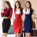 Новый бизнес носить женщины одеваются jewel отель униформа стюардессы равномерное ПР красоты салон КТВ юбка do369