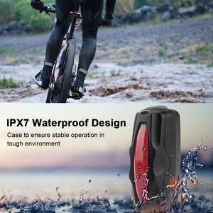 Image 4 - Bicycle GPS Tracker Bike Taillight 2600mAh Battery Waterproof IPX7 Free Web APP Bike GPS Locator T19 Watchdog CPU Anti theft