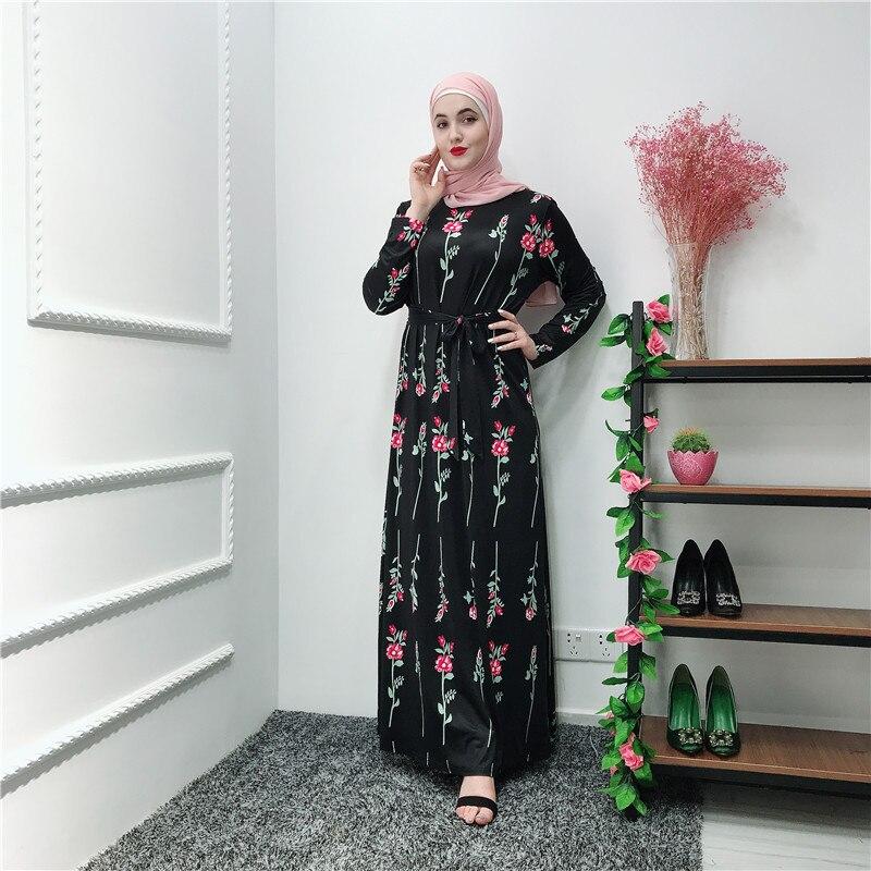 Summer Abaya Robe Dubai Turkey Islam Hijab Muslim Dress Abayas For Women Ramadan Tesettur Elbise Sukienki Caftan Marocain Kaftan