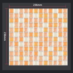6 шт./лот настенные Стикеры для дома для детских комнат minecraft Европа гостиная обои настенные наклейки для спальни 9,3x9,3 мм дюймов