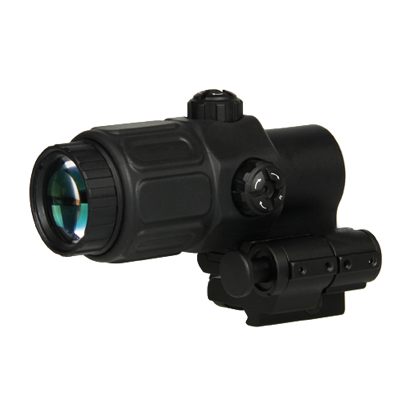 New Arrival Tactical Holographic Sight 3x Magnifier with STS Mount For Hunting BWR 066