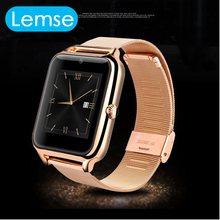Z50 Android Smart Watch 0.3MP camera support bluetooth headset or speaker 2G Internet for Facebook Twitter