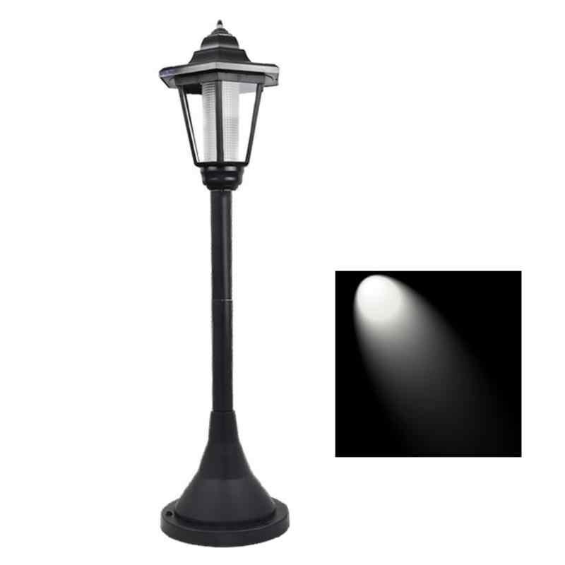Садовый светильник на солнечной энергии, уличный Домашний Светильник для лужайки, Ночной светильник, наземный/напольный/настенный светильник, светодиодный уличный светильник на солнечной энергии