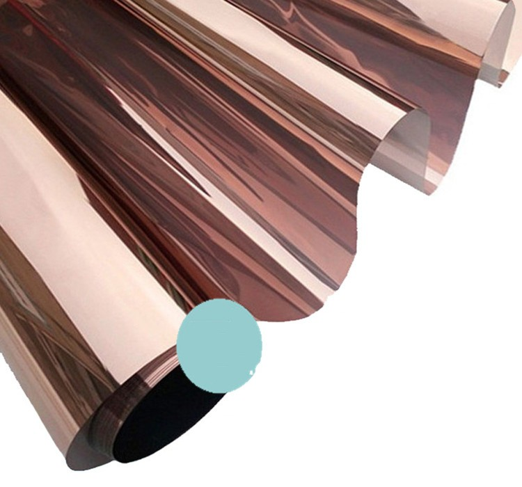 0 7x5m Anti uv mirror film window film Self adhensive Anti UV Heat Insulation Decorative Window Film Foil for Privavy Protection in Decorative Films from Home Garden
