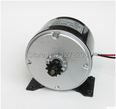 hot sale MY1016 24V 350W electric tricycle motor ,high-speed gear motor