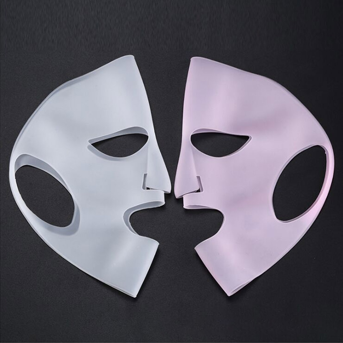 Reusable Grace Face Mask Cover Holder For Face Mask Steam Prevents Evaporation Moisturizing Control Blackhead Remover