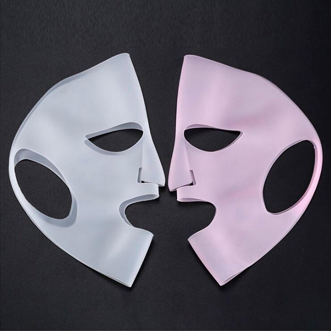 Reusable Grace Face Mask Cover Holder For Face Mask Steam Prevents Evaporation Moisturizing Control Blackhead Remover
