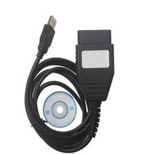 ECU obd obdii obd2 eobd2 Дата-кабель диагностический кабель для ЭБУ автомобиля идеальная работа и