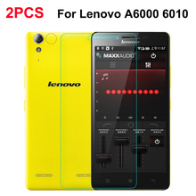 2PCS Tempered Glass For Lenovo A6000 6010 Screen Protector 0