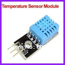 10 шт./лот DHT11 Цифровой Температуры и Влажности Модуль Датчика для Arduino