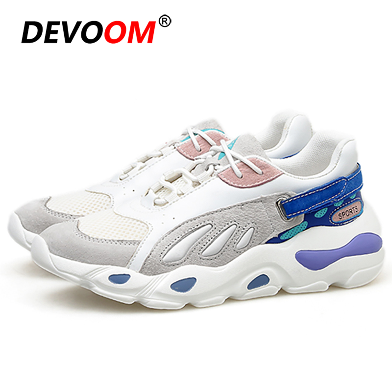 2019 Running Shoes For Woman Spring Basket Femme Sneakers Women Sport Shoes Woman zapatos White baskets