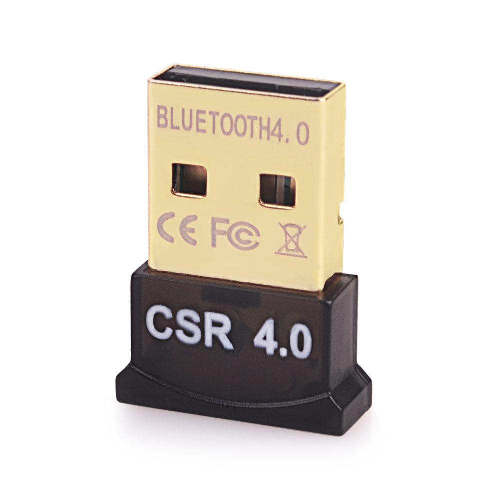 Mini USB Bluetooth Adapter Wireless Bluetooth Dongle V4.0 Dual Modus 20 Mt...