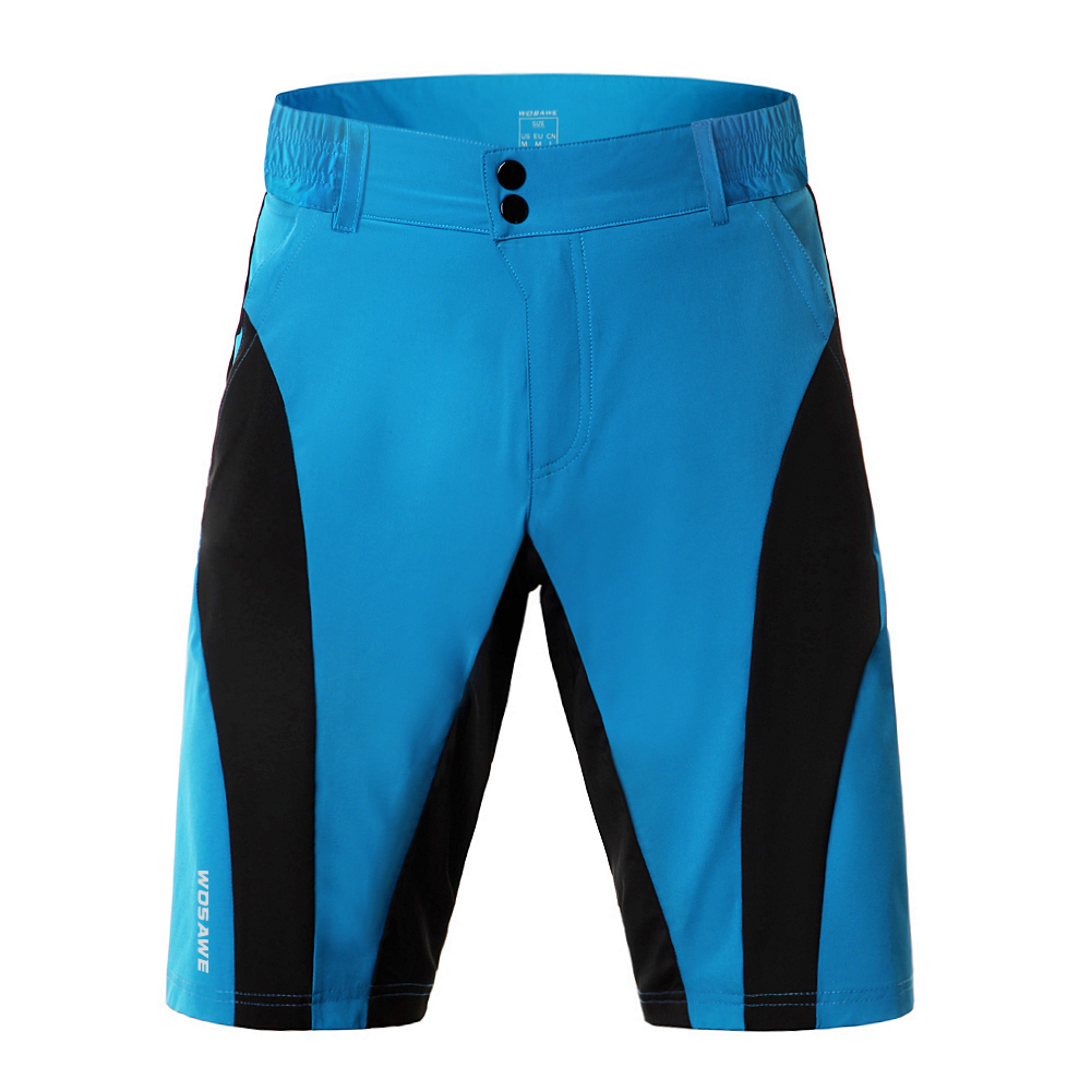 Wolfbike Men's Cycling Shorts MTB Downhill Outdoor Sport Shorts with - Cycling - Photo 6