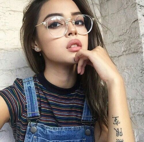 c91ee310473d 2018 Retro Women Glasses Frame Men Eyeglasses Frame Vintage Round Clear  Lens Glasses Optical Spectacle Frame