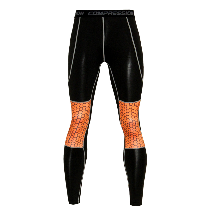 Wholesale Men Compression Pants Base Layers Skin Tights Hot