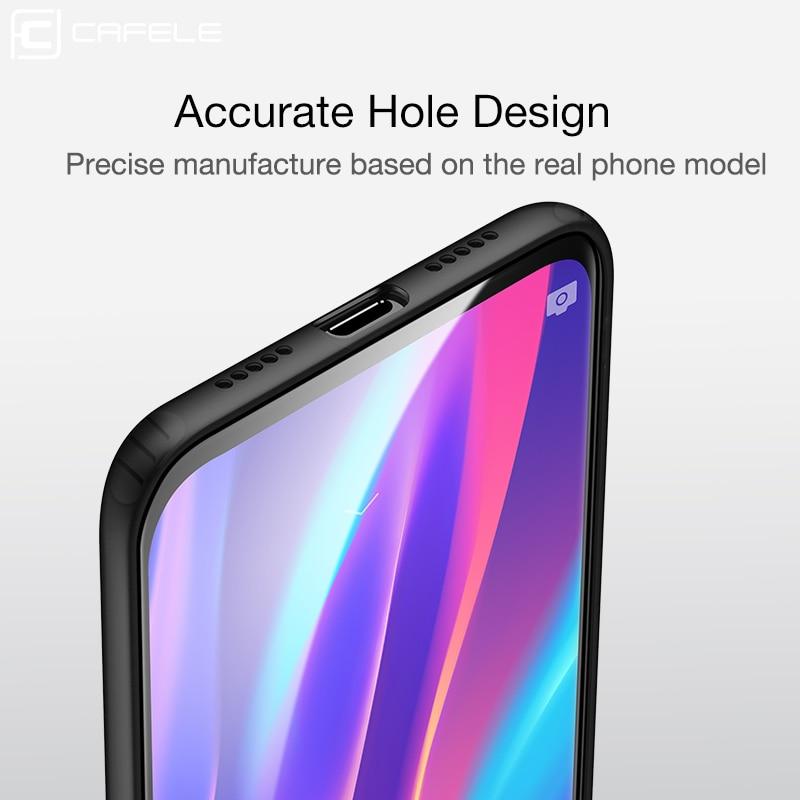 CAFELE Σιλικόνης Θήκη Phone για Xiaomi 9se Redmi - Ανταλλακτικά και αξεσουάρ κινητών τηλεφώνων - Φωτογραφία 3