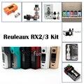 Original Wismec Reuleaux RX2/3 TC 150 W 200 W Caixa Mod Kit com TFV8/Ilimitado RDTA mais/ILIMITADO XL Tanque/Joyetech Ultimo