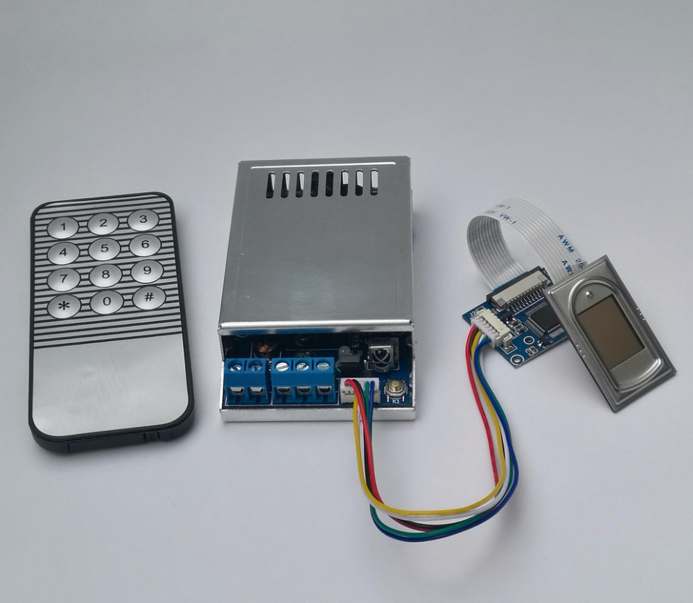 K216 fingerprint control board and R303T fingerprint module k r k naidu a v ramana and r veeraraghavaiah common vetch management in rice fallow blackgram