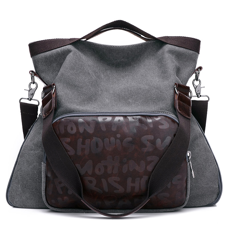 ФОТО Fashion Nylon Handbags Women Shoulder Bags Casual Travel Bags For Girls Bolsos Women Bags Canvas Bags H085