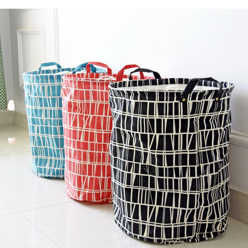 compare prices on kids hamper online shoppingbuy low price kids  - foldable mosaic pattern laundry basket sundries kids toy clothes storagebucket hamper organzier bag(china