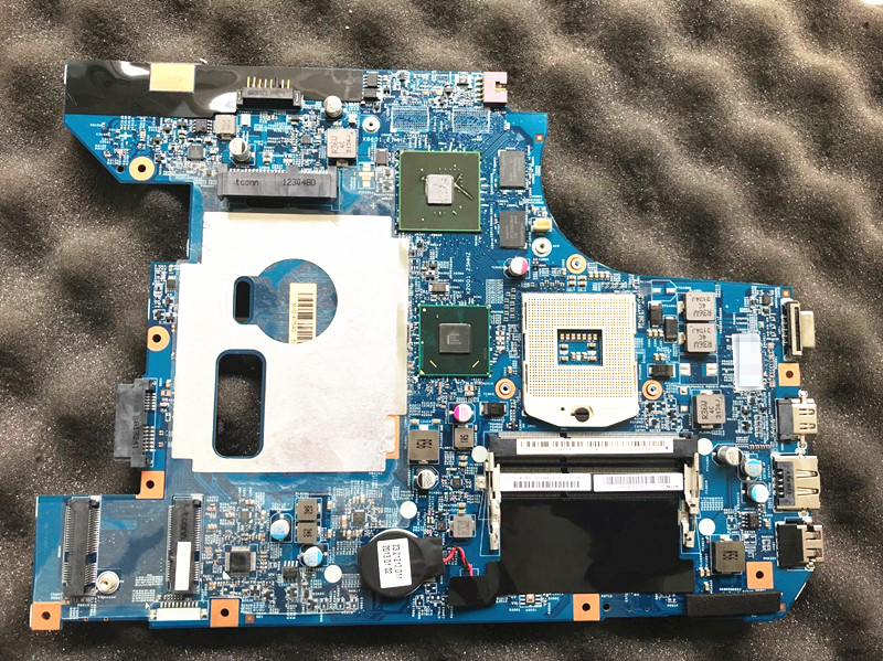 Laptop <font><b>motherboard</b></font> for <font><b>Lenovo</b></font> B570 <font><b>B570E</b></font> 48.4PA01.021 LZ57 HM65 PGA989 DDR3 410M Fully tested image