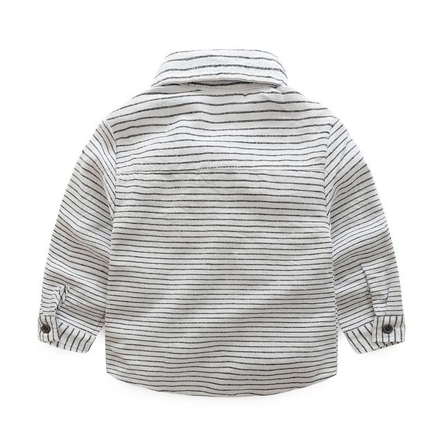 Baby Boy's Striped Clothing 2 pcs/Set 6