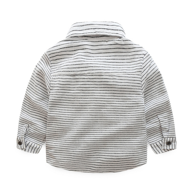 Little Gentleman Shirt and Overalls Set