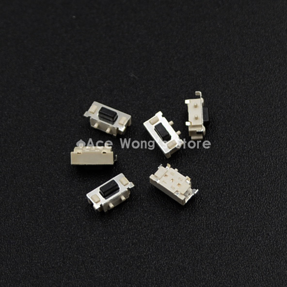 Free shipping 100PCS SMT 3X6X3.5MM Tactile Tact Push Button Micro Switch Momentary 50pcs lot 6x6x4 3mm 4pin smt g88 tactile tact push button micro switch self reset dip top copper free shipping