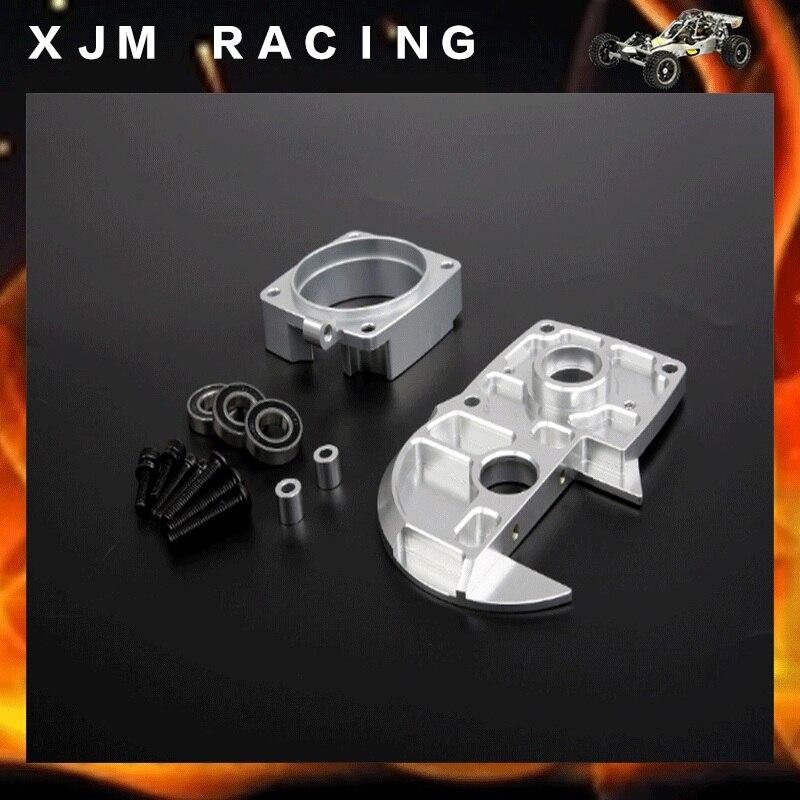 CNC alloy schnellspanner clutch bell support set Für 1/5 hpi rovan km baja 5b ss rc auto teile-in Teile & Zubehör aus Spielzeug und Hobbys bei  Gruppe 1