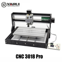 CNC 3018 Pro GRBL control Diy mini cnc machine,3 Axis pcb Milling machine,Wood Router laser engraving,with offline controller