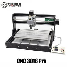 CNC 3018 Pro GRBL sterowania Diy mini maszyna cnc, 3 osi frezarka modelarska pcb, frezarka do drewna grawerowanie laserowe, z kontroler offline
