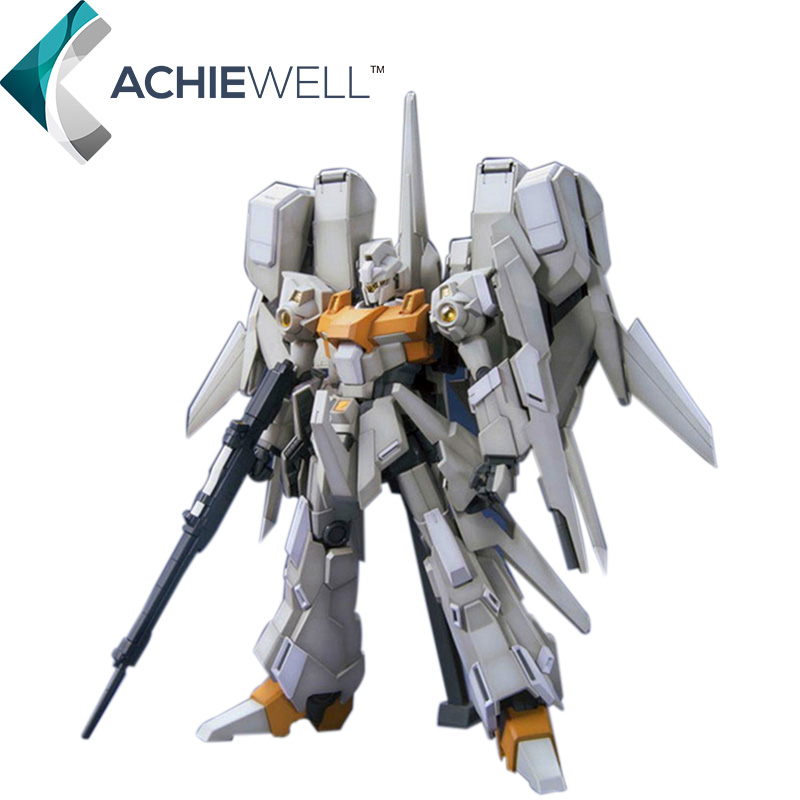 ФОТО New Daban Mg RGZ-95 ReZEL Gundam Action Figures Anime Fighting Assemble Robot Adults Fan Collection Model Toys Gifts For Boys