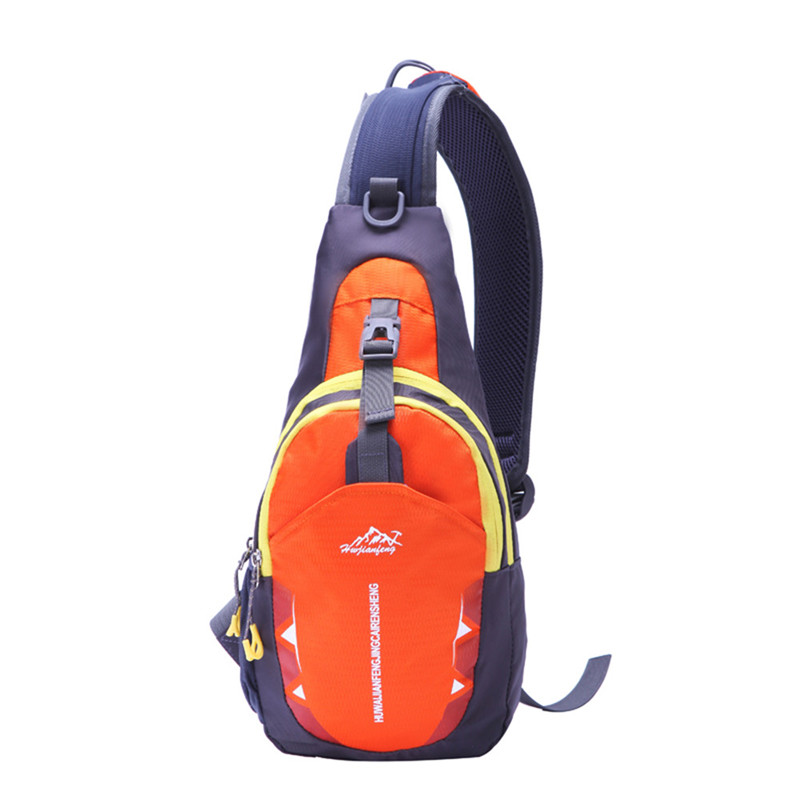 8d825c42bba Crossbody Chest Bags Outdoor Sports Convenience Multifunction 10L Suitable  for tourism sports   leisure Portable Travelling Bags-in Climbing Bags from  ...