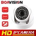 HD 720 P 1080 P IP Купольная Камера ИК Ночного Видения P2P Сеть Android iPhone XMEye Вид 2-МЕГАПИКСЕЛЬНАЯ CCTV Безопасности Ip-камера Onvif 1.0MP