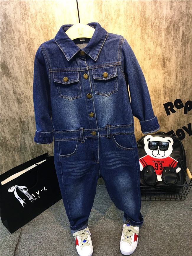 2017-Soft-Denim-Baby-Romper-Graffiti-Infant-Clothes-Newborn-Jumpsuit-Babies-Boy-Girls-Costume-Cowboy-Fashion-Jeans-Children-4