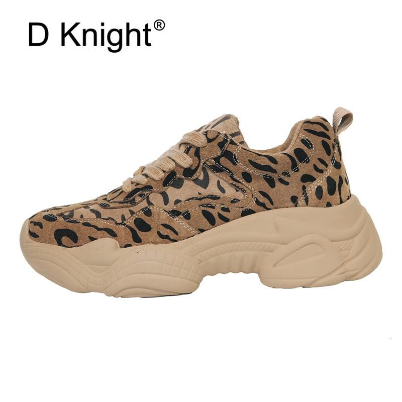 pour chaussures plateforme Détail propos à Commentaires plate des à léopard femmes IIqzS