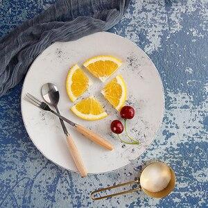 Image 5 - Lebensechte Zement Textur Fotografie Hintergrund Für Lebensmittel Obst Make Up Werkzeuge Foto Studio Tabletop Schießen Hintergrund Zubehör