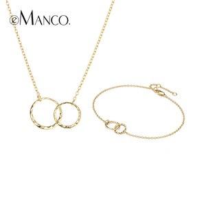e-Manco Cross Circle Jewelry S