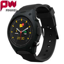 PINWEI Bluetooth Smart Watch Sport Wrist Watch For Apple Support SIM Card Wearable Devices SmartWatch For