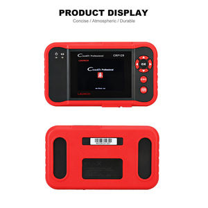 Image 3 - LAUNCH CRP129 OBD2 Scanner Car Diagnostic Tool ABS Airbag Scanner Auto Diagnostics Autoscanner Brake SAS Oil Reset