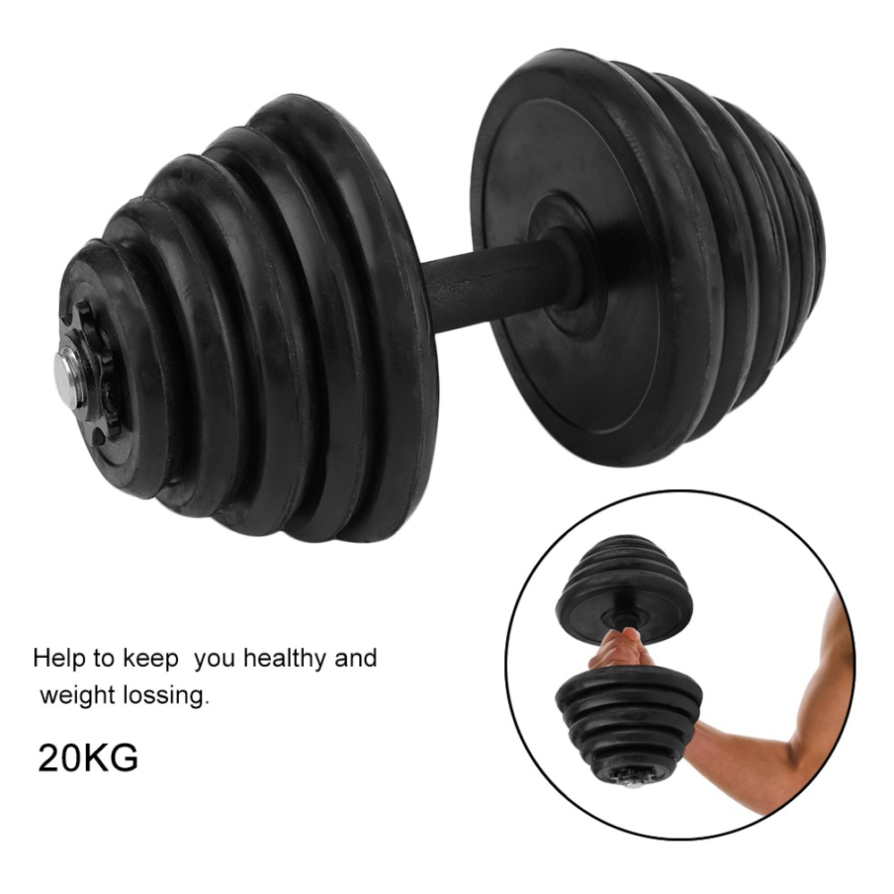 цена на Premium Adjustable Exercise Dumbbell Weight Lifting Set Barbells Muscle Build Workout Crossfit Equipment For Weight Loss