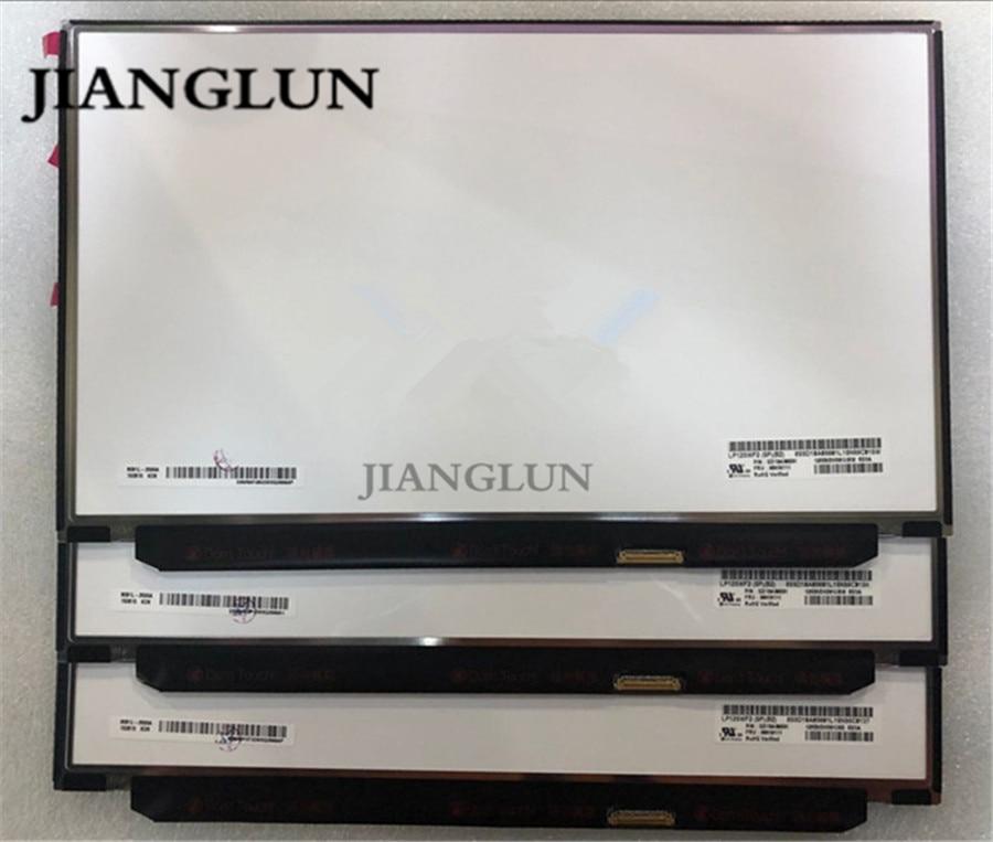 JIANGLUN For lenovo YOGA S1 X240 LP125WF2-SPB2 12.5 LCD Screen 1920*1080 jianglun for lenovo yoga s1 x240