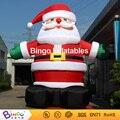 20ft высокий (6 м высокий) открытый рождество санта-клаус надувные завод прямые продажи BG-A0344 игрушки