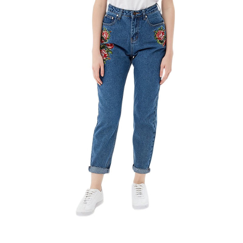 Jeans MODIS M182D00057 pants clothes apparel for female for woman TmallFS jeans modis m182d00174 for pants male clothes apparel for male for man tmallfs