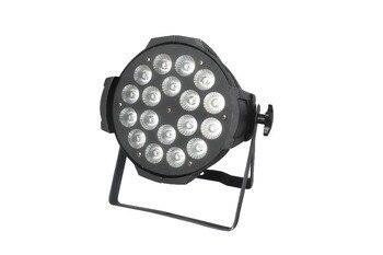 Hot Sale High Brightness 18x15W Led Par Light RGBWA 5in1 DMX Professional Lighting Indoor Stage Lights DJ Equipment Par Led