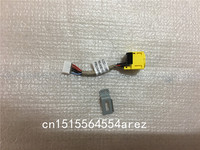 Original novo laptop Lenovo Thinkpad L430 L530 Power interface DC in Cabo 14 w 15 w 04W6989