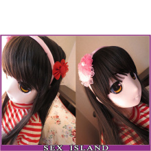 Japanese Fabric Anime Solid Real Life Sex Dolls Handmade Life Size Anime Silicone Vagina Mini Love Doll Adult Sex Toys For Men