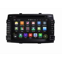 Android 7.1 стерео GPS Sat Nav 3G CD плеер MP3 плееры Bluetooth HDMI Автомобильный Мультимедийный Плеер Радио для Kia Sorento