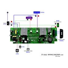 ST3042 Основной Плате Запасные Части Для 3D Вакуумной Сублимации теплообмена машина