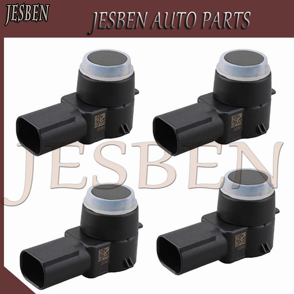 4 X Parking Sensor PDC  CITROEN Berlingo C4 C5 C6 DS3-9663821577  6590A5